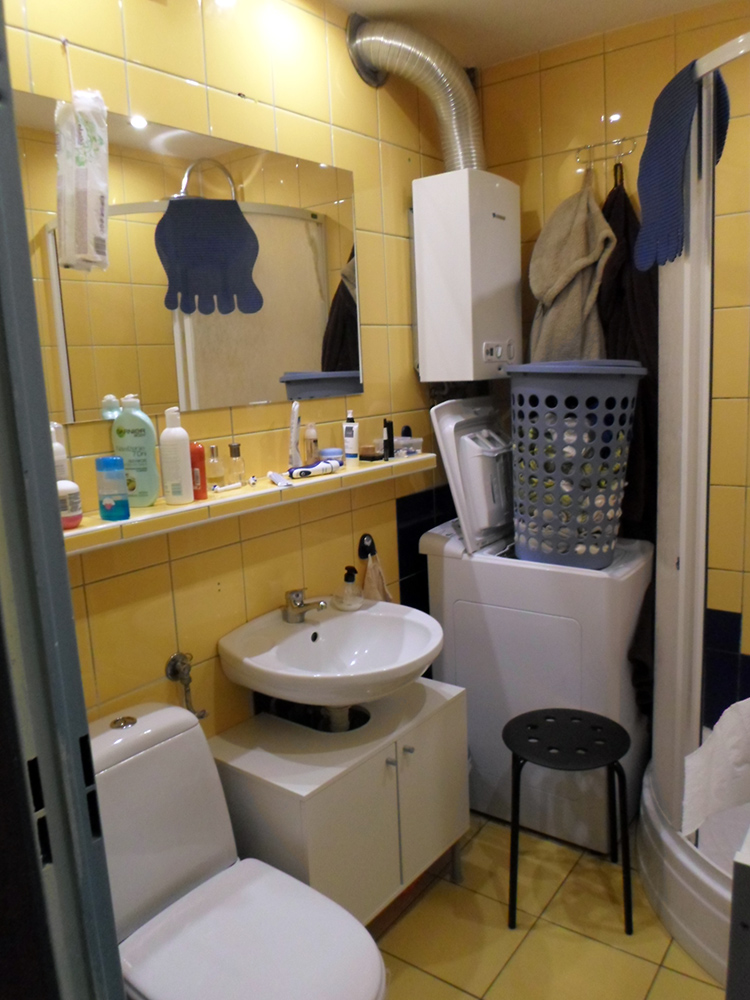 Remont łazienki Blok W Bielsku Białej Dwie Realizacje